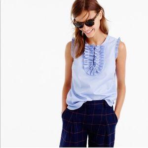 👚 J. Crew 'Margot' sleeveless blouse